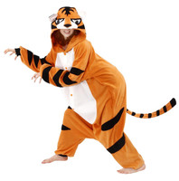 BCozy Tiger Adult Costume
