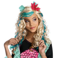 Monster High - Lagoona Blue Wig (Child)