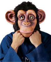 Chimp Mask (Adult)