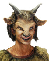 Male Goat Adult Headpiece