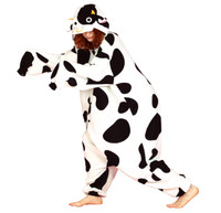BCozy Cow Adult Costume