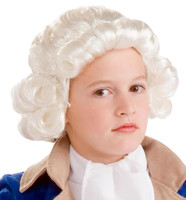 Colonial Boy Child Wig