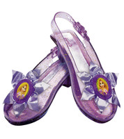 Disney Rapunzel Kids Sparkle Shoes