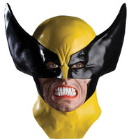 Marvel X-Men Adult Wolverine Latex Mask