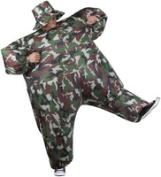 Inflatable Camosuit Adult Costume