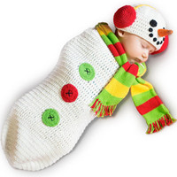 Snow Baby Newborn Costume
