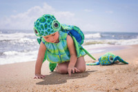 Sea Turtle Toddler Costume