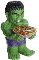 The Hulk Candy Bowl