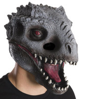 Jurassic World Adult Dino #2 3/4 Mask