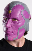 Avengers 2 - Age of Ultron:  Vision Adult 3/4 Mask