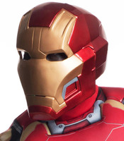 Avengers 2 - Age of Ultron: 'Mark 43' Iron Man Adult 2 Piece Mask