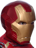 Avengers 2 - Age of Ultron: 'Mark 43' Iron Man Child 2 Piece Mask