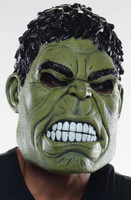 Avengers 2 - Age of Ultron: The Hulk 3/4 Adult Mask