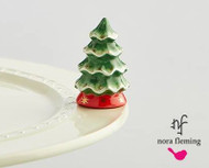 Nora Fleming Christmas Tree Mini, o tannenbaum