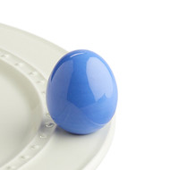 Nora Fleming Periwinkle Egg Mini - Easter Egg-Citement