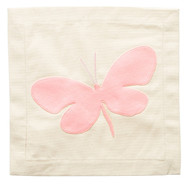Nora Fleming Pillow Panel - Butterfly