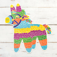 Hester and Cook Pinata Placemat