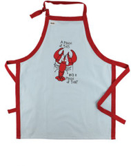 A Pinch Of Lobster Apron