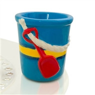 Nora Fleming, Castles in the Sand, Sand Pail Mini