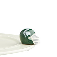 NEW:  Michigan State Helmet Mini