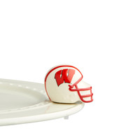 NEW: University of Wisconsin Helmet