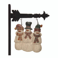 Three Snowmen Buddies Arrow Replacement (arrows sold separately)