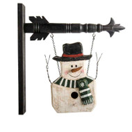 Snowman Birdhouse Arrow Replacement (1 Sided) (arrows sold separately)