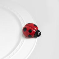 Nora Fleming Ladybug Mini, lil' ladybug