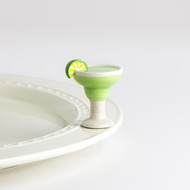 Nora Fleming Margarita Mini,  lime & salt, please!