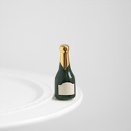 Nora Fleming Champagne Mini, champagne celebration!
