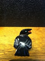 Zuni Raven Fetish Calvert Bowannie_3 SOLD
