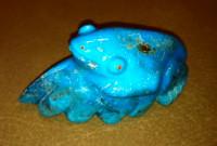 Zuni Frog Fetish Pete & Dinah Gasper ZFFPDG66 SOLD
