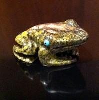 Zuni Frog Fetish C. Watsa