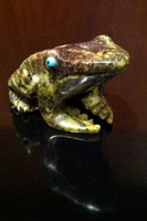 Zuni Frog Fetish C. Watsa ZFFCW2