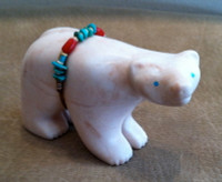 Zuni Bear Fetish Darrell Westika SOLD