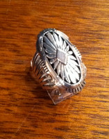 RINGS NAVAJO SILVER HOWARD NELSON SOLD