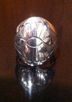 RINGS NAVAJO SILVER RICHARD BEGAY