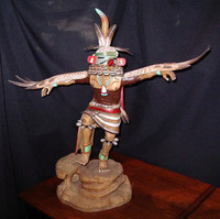 Kachina David Roy Eagle Dancer