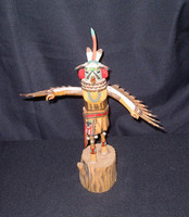 Kachina Myron Phillips