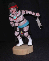 Kachina A.L. Sahmie Hano Clown Rabbit 5