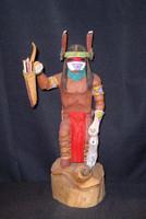 Kachina Alvin Navasie Sr. Apache