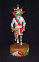 Kachina Loren Honyouti Corn Dancer