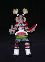 Kachina Fletcher Healing Seated Hano Clown