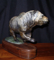"BRONZE Robert B.Tate ""Moving Out""_1"