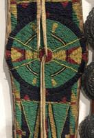 Native American Indian Style Beaded Blanket Strip BD7