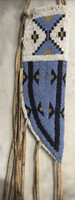 Native American Indian Commanche Style Knife Sheath