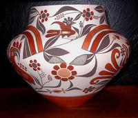 Pottery Acoma Barbara & Joseph Cerno A7