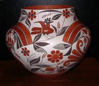Pottery Acoma Barbara & Joseph Cerno A66