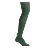 Bearfoot Girl's PK1 70D Nylon Opaque Tights with Cotton Gusset - Bottle