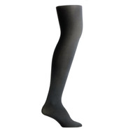 Bearfoot Women's PK1 70D Nylon Opaque Tights with Cotton Gusset - College Grey